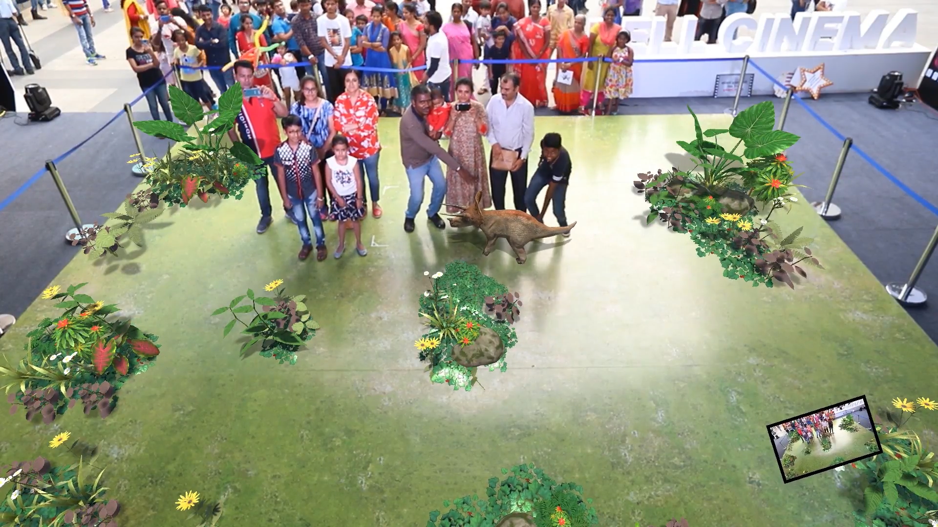 Jurrasic World AR Digital
