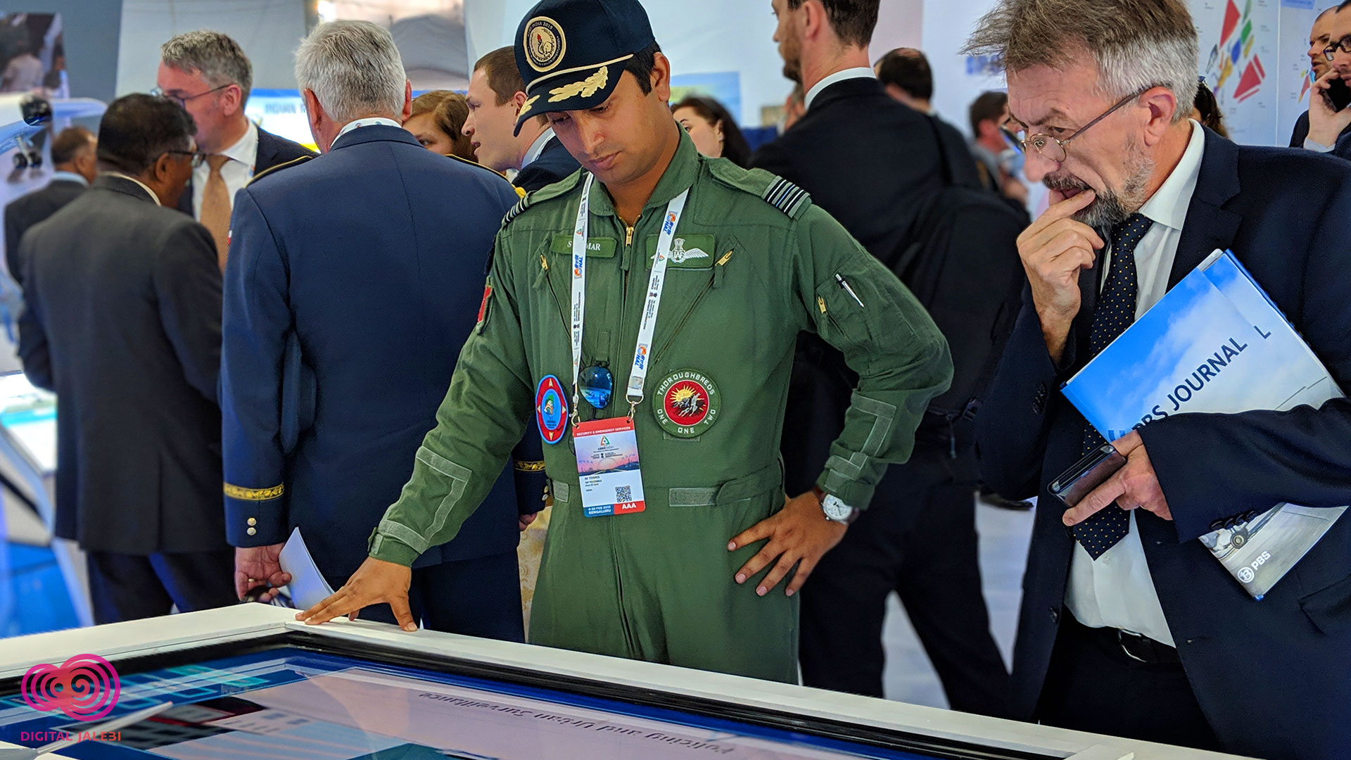 HAL Aero India Show 2019 - Digital Jalebi